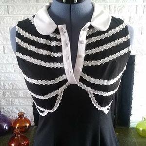 Skeleton Mini Dress
